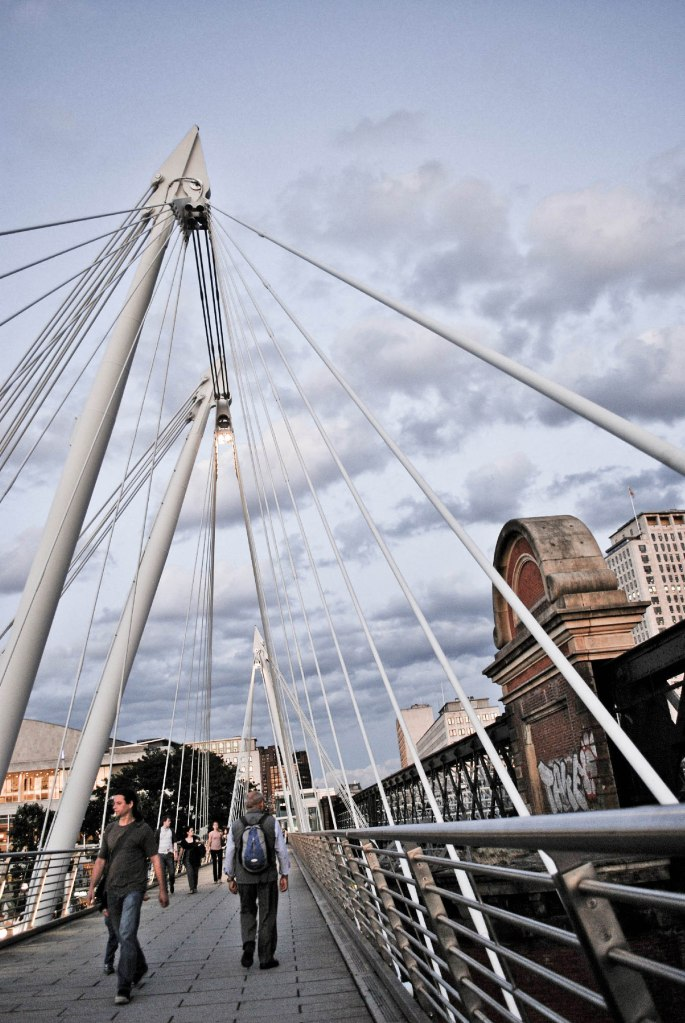 London Pastels