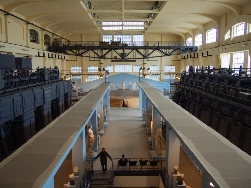 Centrale Montemartini by AMR