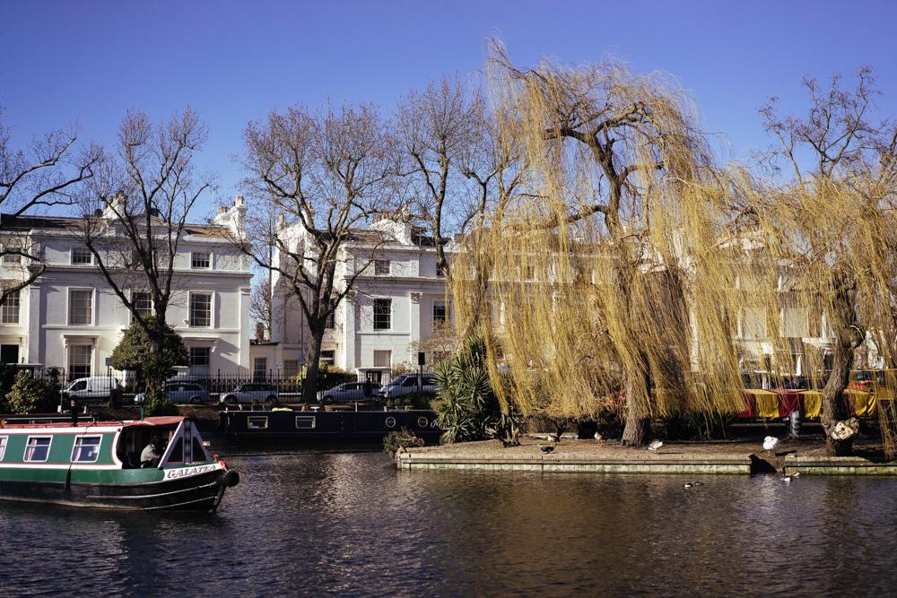 Regent's Canal little venice