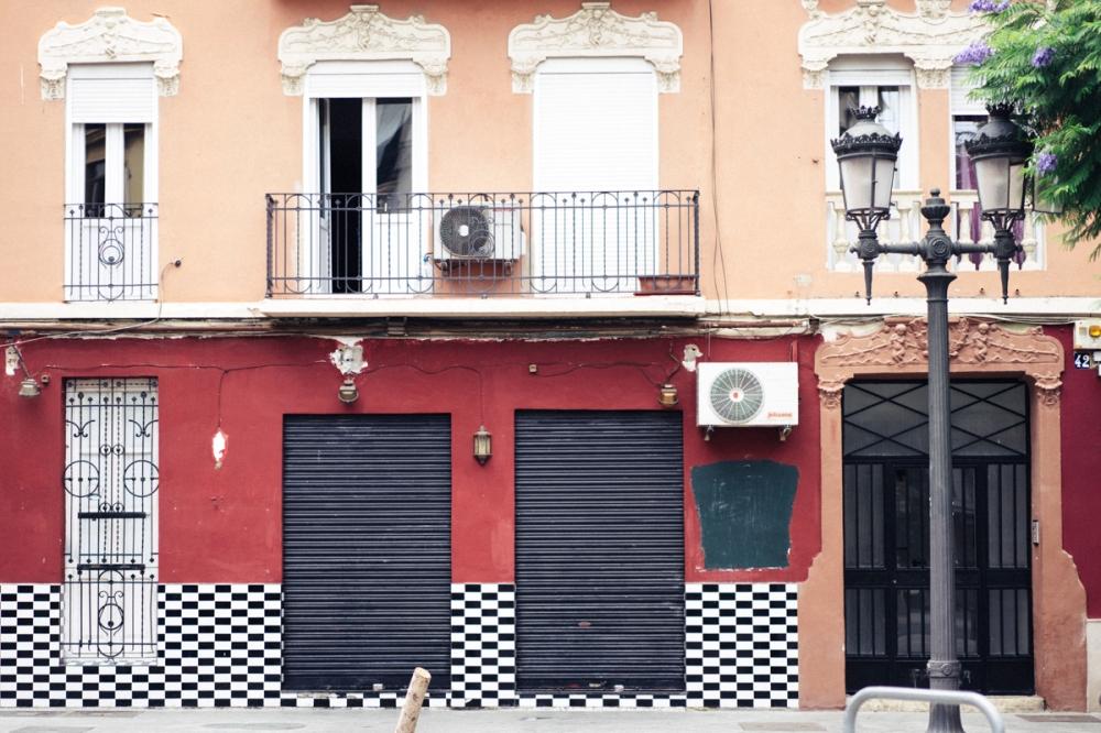 Rusafa's hip streets