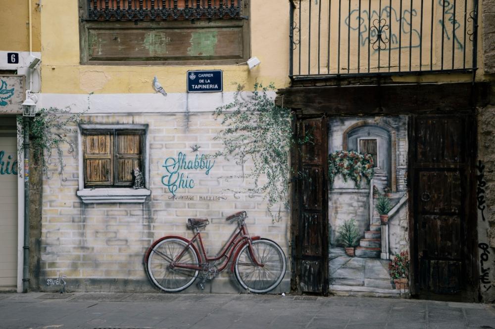 Street Art Valencia 1